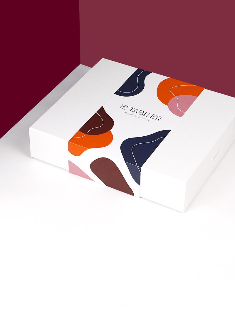Kochschürze »Antoine le tablier« in exklusiver Geschenkbox